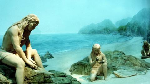 「考古物語」觸摸香港考古文物模型工作坊