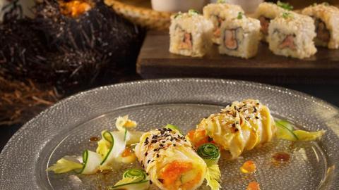 美麗華酒店Yamm 推全新海膽鵝肝自助晚餐