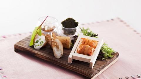 9月份生日優惠!城景國際海膽 x 藜麥 ‧ 海鮮自助晚餐