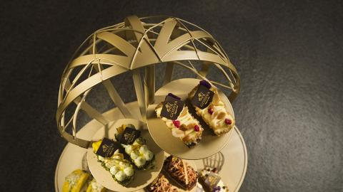GODIVA x 香港麗思卡爾頓酒店呈獻 Sablés酥餅系列下午茶