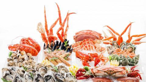 10月生日半價!城景國際板燒.海鮮自助晚餐