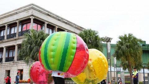 赤柱國際美食音樂節 免費玩泡泡足球