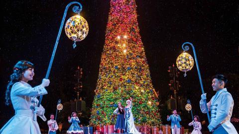 聖誕必睇!香港迪士尼10週年5大焦點