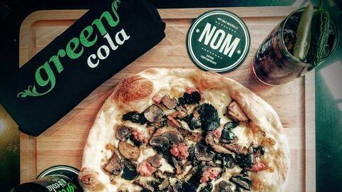 $100任食!中環NOM推出Pizza派對