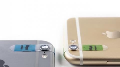 一張貼紙zoom-in15倍!手機鏡頭貼預9月到貨
