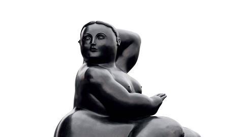 「博特羅在香港」肥嘟嘟雕塑 中環海濱展出