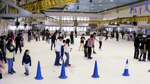 溜冰$25/位!西九龍中心溜冰場限定優恵