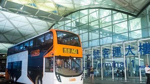 免費充電、連Wifi!商務級新機場巴士5大特點全面睇