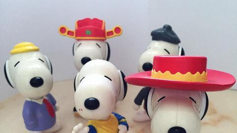 重現歷年兒童餐玩具!麥當勞期間限定「玩具樂園」展覽