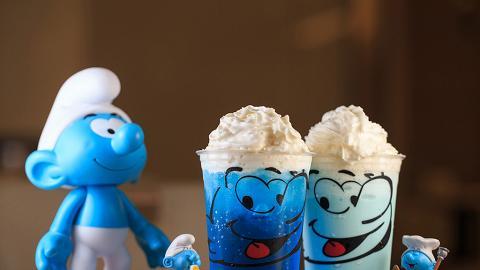 率先公開!6大藍精靈主題甜品