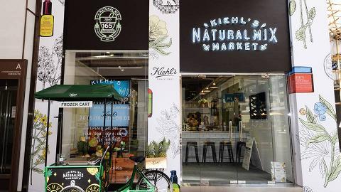 免費學製健康沙律!銅鑼灣Natural Mix Market