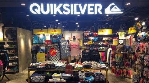 全場低至3折!Quiksilver、ROXY Mega Sale