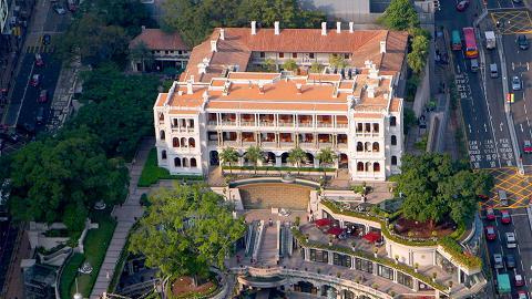 古蹟周遊樂下月舉行 25幢香港歷史建築免費開放