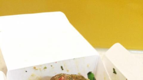 $20以下IKEA新品!素菜丸小麥抓飯