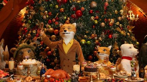 首度公開電影手稿、模型!圓方重塑《狐狸先生無得頂》靚景