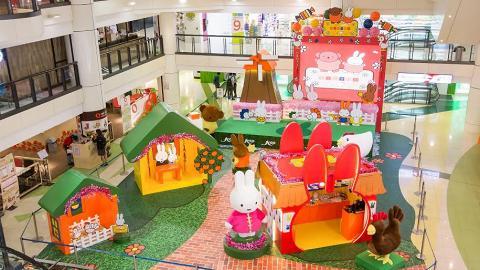 與miffy過新年!4大影相位+必買日本直送櫻花版miffy