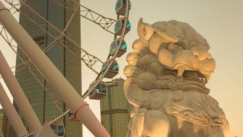 免費使用摩天輪照相館!香港摩天輪新年優惠