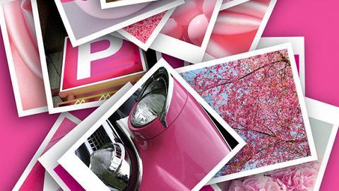 出示任何粉紅色的物品 享免費泊車優惠