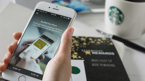 買咖啡唔使排隊 Starbucks新推手機app落單服務