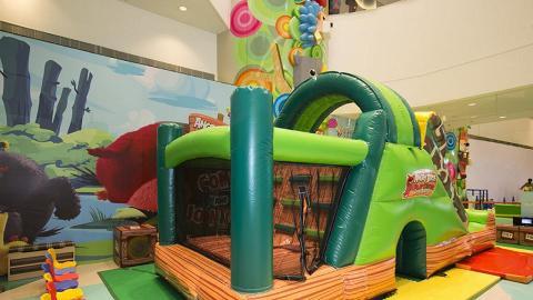 荃灣Angry Birds主題遊樂場 最平$20有得玩