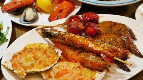 平日特別優惠 旺角酒店日式主題自助餐