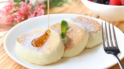 任食即製梳乎厘Pancake!$88沙田甜品自助餐