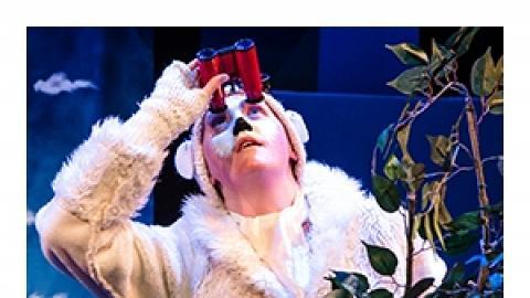 國際綜藝合家歡2017節目:創意英倫孖寶(英國)《摘星小白熊》