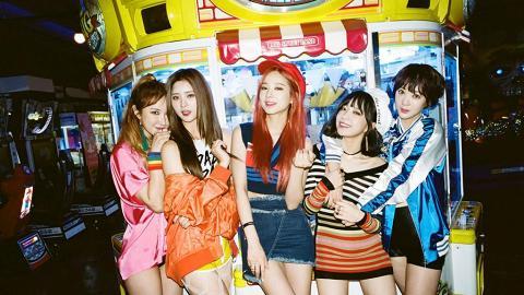 EXID首個香港粉絲見面會 6月中九展舉行