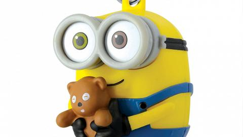 Minions 3D版八達通配飾 便利店5月底有售