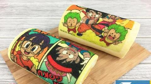 小雲悟空聯乘限定店 4款甜品逐個睇