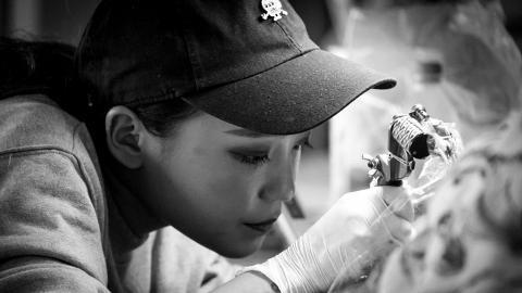 香港國際紋身展回歸 逾300師傅即場紋身+任拎貼紙!