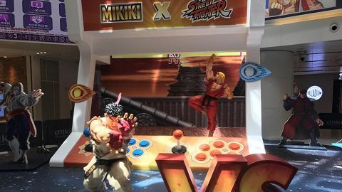 經典街霸Street Fighter II 重現新蒲崗  指定日子免費玩