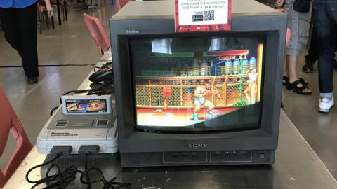 80、90年代復古遊戲展!免費任玩Mario/食鬼/街機
