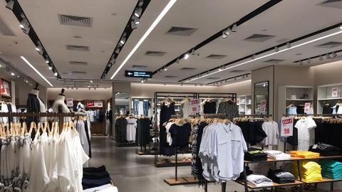 連鎖日韓系服飾店低至3折 一字膊$39/工人裙$59/手袋$79