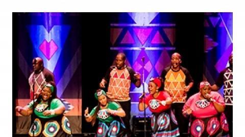 世界文化藝術節2017節目:索韋托靈歌合唱團(南非)