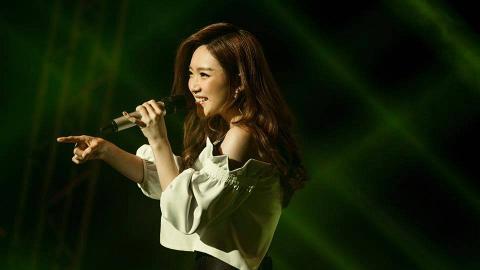 閻奕格出新專輯《我有我自己》 宣佈12月九展開騷!