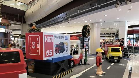 TOMICA聖誕車城曝光!6大影相位+VR模擬駕駛