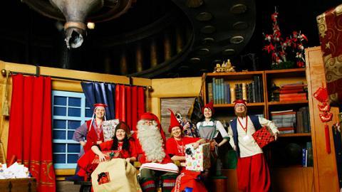 順豐速運限定5000名額免費寄信給聖誕老人!