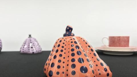 銅鑼灣草間彌生作品展覽 期間限定展出逾150幅作品!