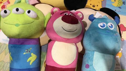AEON家品/廚具勁減$24!迪士尼/Minions/鬆弛熊/比卡超
