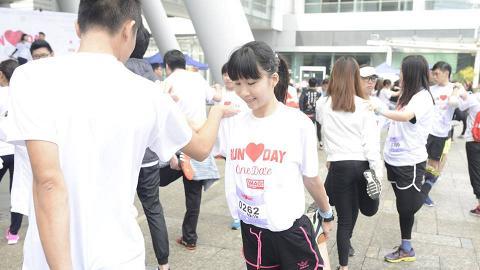 告別單身好機會!香港大型速配跑步