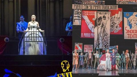 百老匯經典音樂劇《貝隆夫人》 2018年5月香港公演