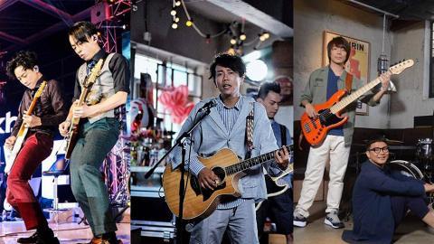 5隊香港Band澳門合體開《搖滾起義》演唱會!
