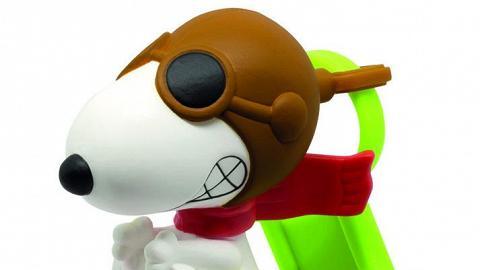 Snoopy公仔再度登陸麥當勞 一套10款食開心樂園餐有得換!