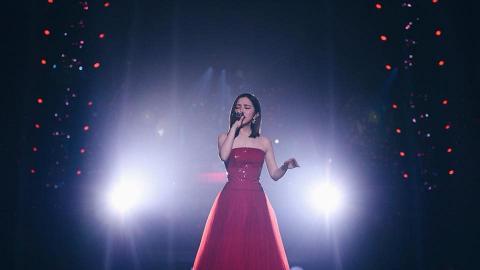 G.E.M.2月澳門開個唱《Queen of Hearts》演唱會