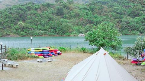 西貢/昂坪懶人露營優惠!$476/3位包搭營、廚房浴室、BBQ