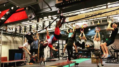 香港有得玩Ninja Warrior!限時挑戰體能極限/健身
