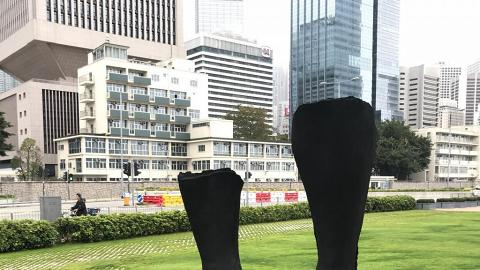 全港首個國際級雕塑公園!過20件雕塑+草間彌生作品任睇