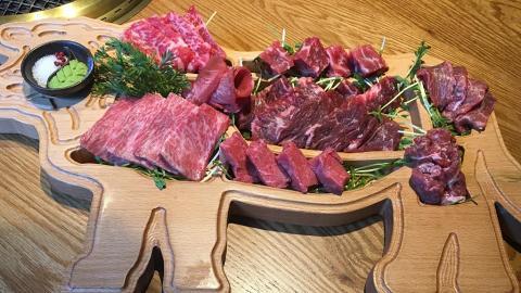 日本燒肉過江龍登陸尖沙咀  香港都食到鹿兒島薩摩和牛燒肉!