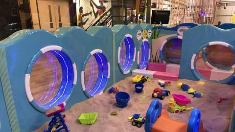 新開室內遊樂場$80全日任玩!波波池/沙池/繩網/滑梯/彈床